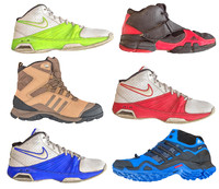 adidas pack 6 3d model