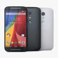 Motorola Moto G 2014 and G 2014 Dual SIM All Color