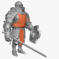 base mesh knight series max