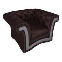 maya armchair arena