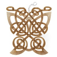 3d celtic butterfly
