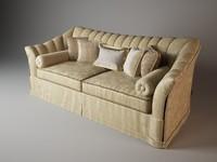3d model provasi sofa