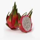 Dragonfruit 3D models