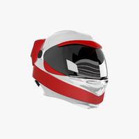 3d model helmet concept