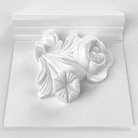Molding flower