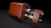 STAR WARS REYS SPEEDER