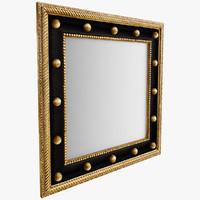 max square wall mirror