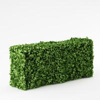 bush 3d max