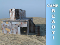 max slum shack
