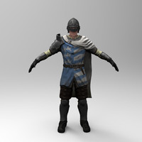 3ds max knight games - guards