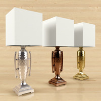 3d model flos table lamp