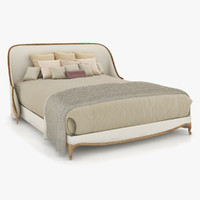 christopher guy cambon bed 3d model