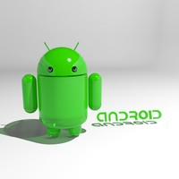 3d android droid