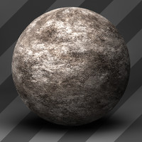 Rock Landscape Shader_001