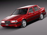 3dsmax sedan 1997 1991