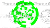 Green HUD Circle