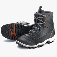 mountaineering boot 3d max
