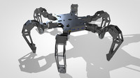 Hexapod Concept