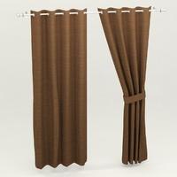 3dsmax curtain scanline