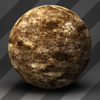 Rock Landscape Shader_040