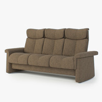 3d sofas stressless legend 3-seater