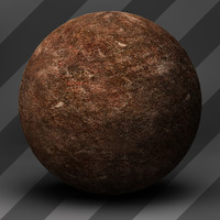 Rock Landscape Shader_044