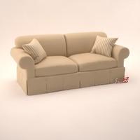 sofa 2499 arudin 3d model