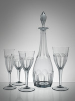 glasses carafe 3d max