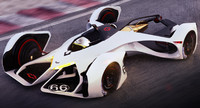 chervolet chaparral 3d model