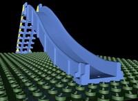 lego slide dxf