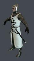 crusader helmet max