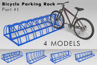 bicycle parking rack - max