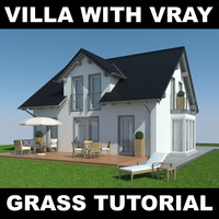 Villa Grass Tutorial 6 CGW