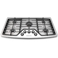 "EW36GC55PS Electrolux 36"" Gas Cooktop - Stainless Steel"