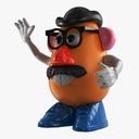 Mr. Potato Head 3D models