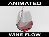max wine flow animation