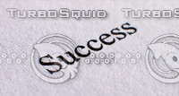 Success Text - Macro  Photography