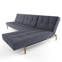 max issuu splitback sofa
