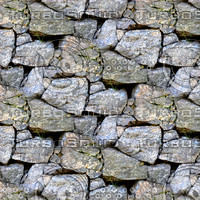 Stone wall 25