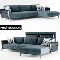 sofa roche bobois 3d model