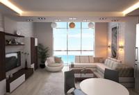 interior scene home