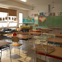 classroom scene max