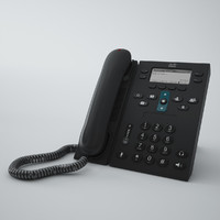 Cisco Phone CP6941