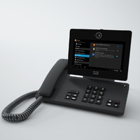 cisco phone dx650 max