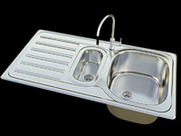 Blanco Lanis 6S kitchen sink