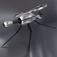 3d obj bug robotic surveillance