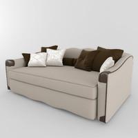 3ds max altrenotti country living sofa