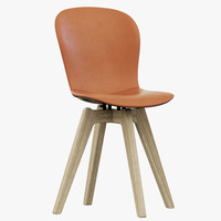 3d boconcept adelaide chair model