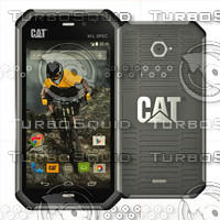 3d caterpilar cat s50