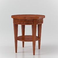 3dsmax annibale colombo o1322 table